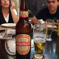 Photo taken at Senhora Pizza by Rodrigo F. on 2/15/2014