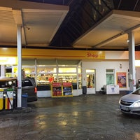 Photo taken at Shell Station by marcus L. on 11/6/2016