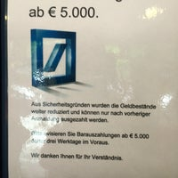 Photo taken at Deutsche Bank by marcus L. on 6/10/2016