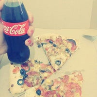 Photo taken at Domino's Pizza by Merve K. on 5/11/2016