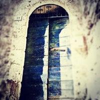 Photo taken at Calcata by luigi r. on 9/18/2012