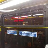Photo taken at MTA Bus - E 14 St & 2 Av (M14A/M14D) by Michael O. on 11/17/2013