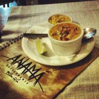 10/26/2012 tarihinde Zé Euclides G.ziyaretçi tarafından Anamá Restaurante'de çekilen fotoğraf