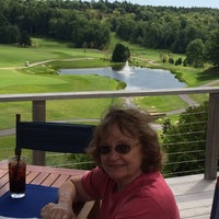 Photo taken at Boothbay Harbor Country Club by Bob K. on 8/23/2014