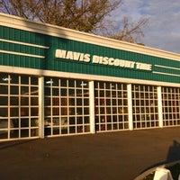 Photo taken at Mavis Discount Tire by Nick C. on 10/14/2013