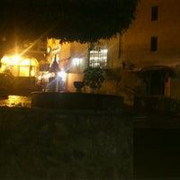 Photo taken at La Plazuela del Zacate by Fabiola G. on 5/26/2013