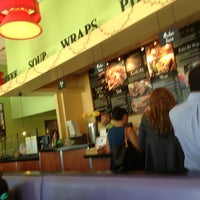 Photo taken at Camilles Sidewalk Cafe by Noel D. on 4/2/2013