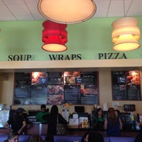 Photo taken at Camilles Sidewalk Cafe by Noel D. on 7/23/2013