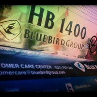 Photo taken at Blue Bird Taxi by Lia A. on 9/14/2012