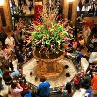 Photo taken at The Peabody Hotel by Paul N. on 4/14/2013