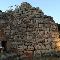 Photo taken at Nuraghe Palmavera by Paolo B. on 6/22/2013