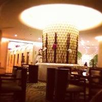 Photo taken at Pullman Shanghai Skyway Hotel by Giorgio M. on 11/29/2012