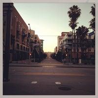 Photo taken at Long Beach Transit Center by Charles B. on 7/17/2013
