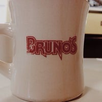 Photo taken at Bruno's by Mikey I. on 10/26/2013