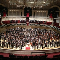 Foto scattata a Symphony Center (Chicago Symphony Orchestra) da Chris O. il 3/17/2013