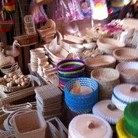 Foto tomada en Mercado Turístico Artesanal Tequisquiapan por Cesar R. el 12/29/2012