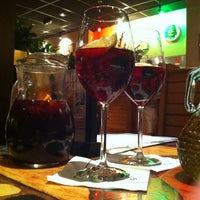 Photo taken at Carrabba's Italian Grill by Cesar R. on 2/1/2013