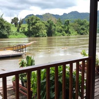 Photo taken at River Kwai Jungle View Resort by BENBEN L. on 8/13/2017