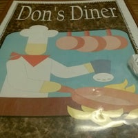 Photo taken at Don's Diner by Susy A. on 11/29/2012