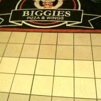 Photo taken at Biggies pizza & wings by Susy A. on 2/15/2013