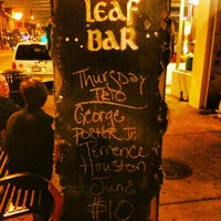 Photo taken at Maple Leaf Bar by Terrence H. on 4/19/2013
