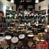 Photo taken at Sam Ash Music Stores by Terrence H. on 11/29/2012