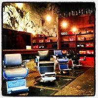Photo taken at Rudy's Barbershop by Sarah N. on 9/9/2013