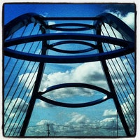 Photo taken at Gateway Bridge by Sarah N. on 9/30/2013