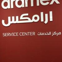 Photo taken at Aramex Shop&Ship by Patrick John T. on 1/11/2014