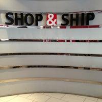 Photo taken at Aramex Shop&Ship by Patrick John T. on 2/16/2013
