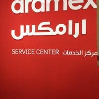Photo taken at Aramex Shop&Ship by Patrick John T. on 9/20/2014