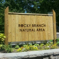 Photo taken at Rocky Branch Natural Area by Andy S. on 6/1/2013