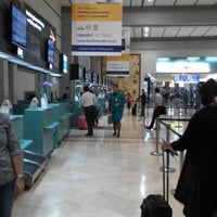 Photo taken at Terminal 2F by Danu P. on 8/21/2014