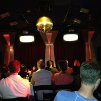 Photo taken at The Comedy Bar by Akhil on 7/14/2013