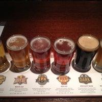 Photo taken at Rock Bottom Restaurant & Brewery by ⛵️Chris⛵️ G. on 11/7/2012