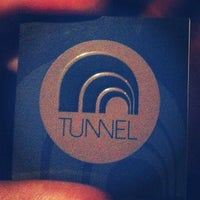Photo taken at Tunnel Club by Alessandro S. on 2/17/2013