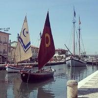 Foto scattata a Museo della Marineria da Elisa C. il 6/8/2013