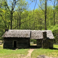 Photo taken at Roaring Fork Motor Nature Trail by Jeremy on 5/3/2018