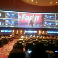 Photo taken at The Mirage Race & Sports Book by Alam C. on 4/28/2017
