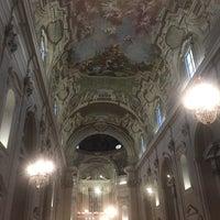Photo taken at Basilica di Santa Maria del Carmine by Ket S. on 10/28/2017
