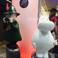 Photo taken at Moomin Shop by Jonghyun C. on 8/7/2016