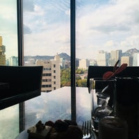 Photo taken at Executive Lounge by Jonghyun C. on 10/19/2017