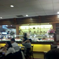 Photo taken at Kumo Japanese Seafood Buffet by Eryk S. on 12/24/2012