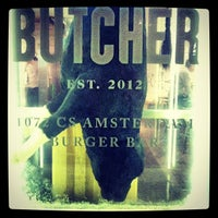 Photo taken at The Butcher by Pascal G. on 5/16/2013