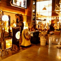 Photo taken at Huxleys Bar & Kitchen by Matthew S. on 10/24/2012