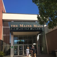 Photo taken at The Maine Mall by Zac M. on 6/18/2016