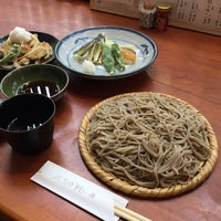 Photo taken at 源智のそば by 弦達 on 6/25/2017