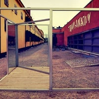 Photo taken at Moderna Museet by Pino B. on 5/28/2013