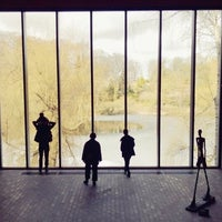 Photo taken at Louisiana Museum of Modern Art by Pino B. on 4/8/2013