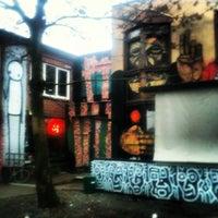 Das Foto wurde bei Urban Spree von Kolja U. am 12/20/2012 aufgenommen